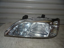 1999-2001 ACURA TL OEM LEFT DRIVER HEADLIGHT RECONDITION LENSE HID XENON TESTED