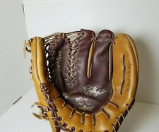VINTAGE RAWLINGS BIG R MODEL TRAP-EZE GLOVE MITT LH FASTBACK