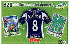 AIMANT FRANCE FOOT 2008 N° 08 (BORDEAUX) ALONSO