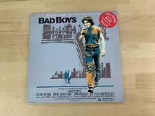 Bad Boys Music From the Motion Picture Soundtrack Vinyl LP Record Album ST-12272