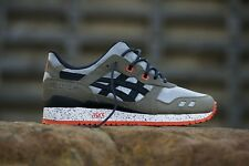 US size 6.0 BAIT ASICS Men Gel Lyte 3 III Basics Model-002 Guardian
