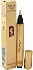 Yves Saint Laurent Touche Eclat 2.5ml Concealer Pen - No2 Radiant Touch. *Leaked