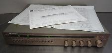 Älterer Sharp Optonica SO-9100 HB In Stereo control Amplifier Vorverstärker