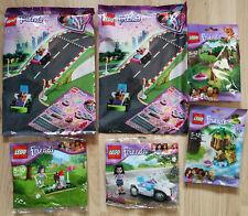 LEGO® Friends 30103, 30203, 41019, 41023 & 2x 5005238 Neu & OVP new and sealed