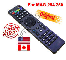 🌟Remote Control For Mag 254 Mag 250 256 - Fast Shipping 🇨🇦