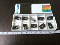 SECO XOMX 120408TR-M12 MP2500 10 PCS Original carbide inserts FREE SHIPPING