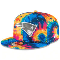 New England Patriots New Era Multi-Color 2020 Crucial Catch 9FIFTY Snapback Hat