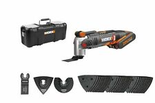 WORX WX693 20V MAX Cordless Brushless Motor Sonicrafter/Oscillating Multi-Tool