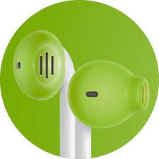 EarSkinz ES2 EarPod Covers - Lime - iPhone 7 / 6S / 6 / 5SE / 5S / 5C / 5