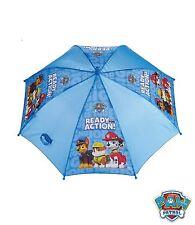 Disney Nickelodeon Paw Patrol Regenschirm Kinder Schirm Sonnenschirm Blau Neu