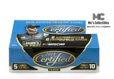 2018 Panini Certified Racing 12 Box Hobby Case Group Break Mark Martin