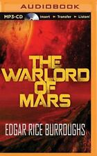 The Warlord of Mars by Edgar Rice Burroughs (2015, MP3 CD, Unabridged)