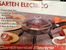 SARTEN ELECTRIC CONTINENTAL SKILLET 32 OZ MODEL # CE23721 NEW IN BOX