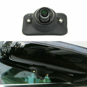 Fit For Car Front Rear Side Rear View Camera Light Sensitive LED Night Vision