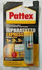 PATTEX EXPRESS RIPARATUTTO PASTA MODELLABILE REPAIR EXPRESS 48GR INTERNO ESTERNO