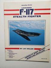 Aerofax Extra - Lockheed F-117 Stealth Fighter