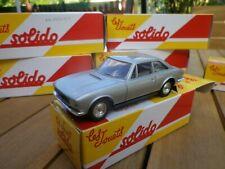 SOLIDO / HACHETTE 1/43em: PEUGEOT 504 coupé 1978 COMME NEUF EN BOITE