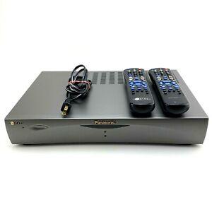 Panasonic Showstopper Model PV-HS2000 Hard Disk Recorder W Box READ DESCRIPTION