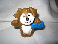 Fisher Price Little People Puppy dog lego toy block building k 9 pet shop store