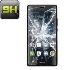 2x 9H Hartglasfolie Tank Film Protection Glass Screen for Huawei P9 Lite Clear
