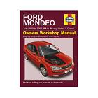 Ford Mondeo 1.8 2.0 2.5 3.0 Petrol 2.0 2.2 TD 03-07 (03-56 Reg) Haynes Manual
