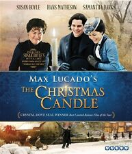 MAX LUCADO'S THE CHRISTMAS CANDLE New Sealed Blu-ray