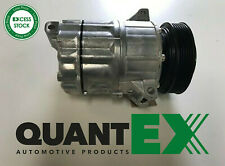 A/C COMPRESSOR VECTRA SAAB 9-3 2.8 V6 TURBO 2005- 1854156 PXV16-8628 QUANTEX