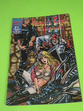 Vampire Bayne Lord of the Night # 1 near mint comic book 1996 *FREE WALKING DEAD