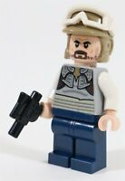 LEGO STAR WARS CANTINA GAROUF LAFOE MINIFIGURE SPY - MADE OF GENUINE LEGO PARTS