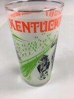 1972 Kentucky Derby Glass Mint Julep Churchill Downs Vintage