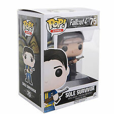 Funko Fallout POP Sole Survivor Vinyl Figure NEW Toys Funko Video Game Vault