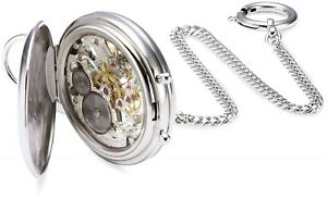 TISSOT Stand Alone Pocket Watch T86.6.701.33 Hand winding From Japan NEW