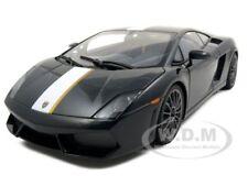 LAMBORGHINI GALLARDO LP550-2 BALBONI BLACK AUTOART 1:18 MODEL CAR AUTOART 74631