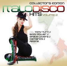 CD Italo Disco Hits 2 Collectors Edition CD