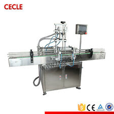 4 Head Automatic Liquid Filling Machine A4-1000 Free Shipping By Sea