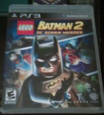LEGO Batman 2 DC Super Heroes PS3 FREE Ship PlayStation 3