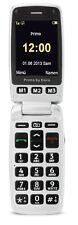 Doro  Primo 413 - Weiß (Ohne Simlock) Handy