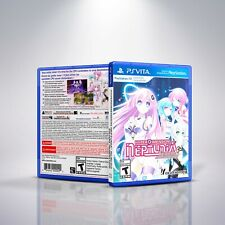 Hyperdimension Neptunia: Re;Birth 2- Custom PlayStation Vita Cover&Case.NO GAME
