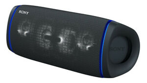 Sony SRSXB43 Extra Bass Bluetooth Wireless Portable Speaker Black