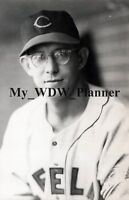 Vintage Photo 47 - Cleveland Indians - Johnny Podgajny