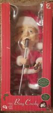 Bing Crosby BIG Singing for Christmas! Tested Working!