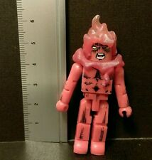 Marvel Minimates Fantastic Four 4 Human Torch Figure Loose