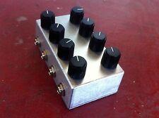 """8-Channel Passive Mono Mixer (Handmade, 1/4"""", Rucci)"""