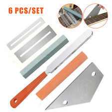 Sports & Entertainment The Cheapest Price Guitar Wire Polishing Files Set Fingerboard Protection Guitar Repairing Repair Silver Tool Uitar Repairing Tool Set Stainless Musical Instruments