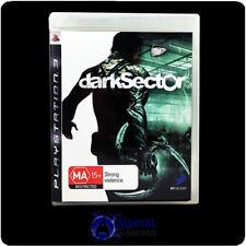 Dark Sector (PS3) Region Free - Third Person Shooter