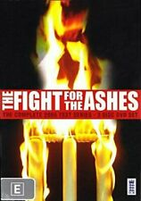 The Fight for the Ashes - 2005 Test Series - Import - 3 DVD SET Eng V Aus