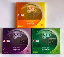 AXIA MD-IM MD 80 SINGLE SEALED 3 DISCS