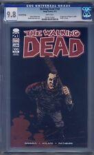 The Walking Dead #100 2nd Print 1st Appearance Negan CGC 9.8