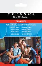 Friends Cast TV Sitcom Card Holder Travel Pass Oyster Wallet