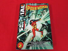 Marvel Essential: Spider-Woman Volume 2 Tpb First Printing